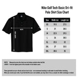 Nike Golf Tech Basic Dri-FIT Polo - Mens - Varsity Royal