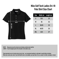 Nike Golf Tech Basic Dri-FIT Polo - Womens - Varsity Royal