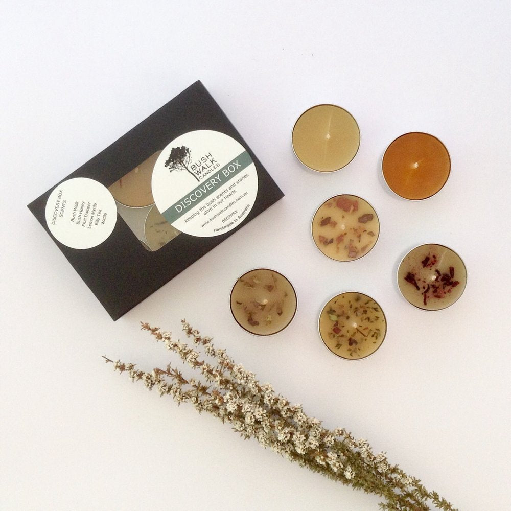 Discovery Box Tea Lights - HeyMoon