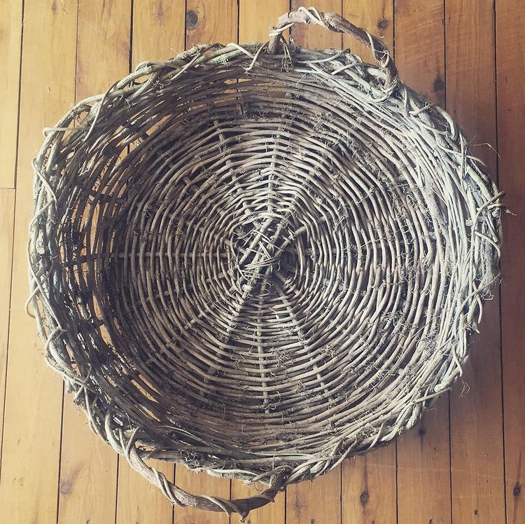 Alchemy Basketry - Woven Weed Baskets - HeyMoon