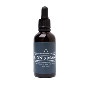 Lion's Mane Dual Liquid Extract 50ml - HeyMoon
