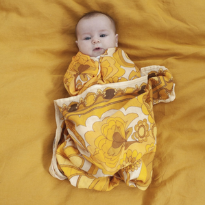 Golden Child Swaddle - HeyMoon