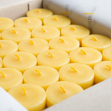 Beeswax Tealight Candle - HeyMoon