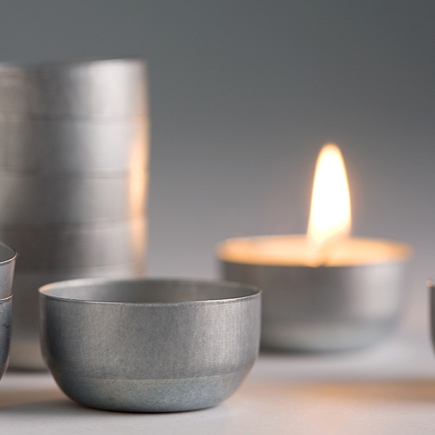 Reusable Tealight Candle Tin - HeyMoon