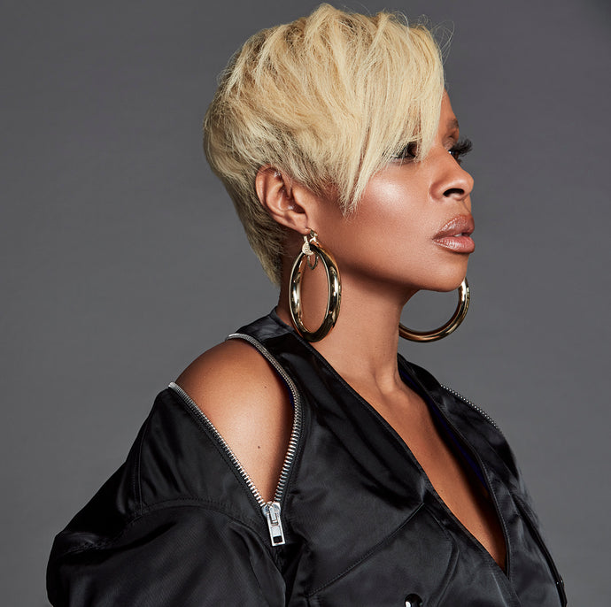 Mary J. Blige Launches Jewelry Line