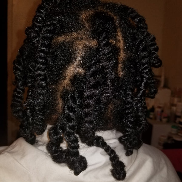 SHEA NILOTICA FOR NATURAL 4C HAIR