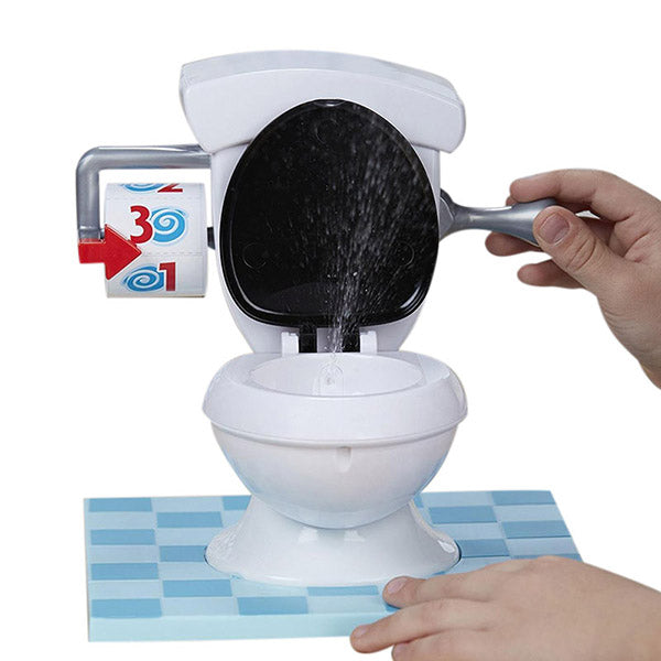 Water Toilet Toy