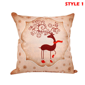 Christmas Pillow Cover