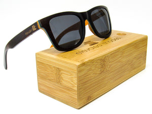 Elevated Shades - SkateDeck - Polarized Black Lenses