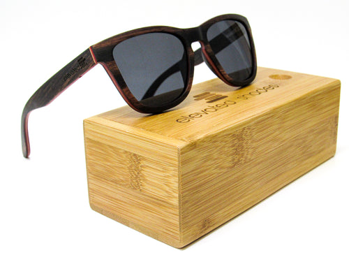 Elevated Shades - Rodeo Drive - Polarized Black Lenses
