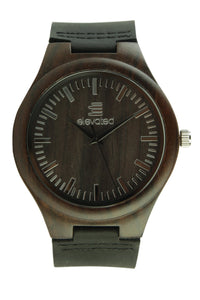MAMBA WOOD WATCH BY ELEVATED SHADES