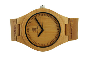 ELEVATED SHADES WOOD WATCH BAMBOO
