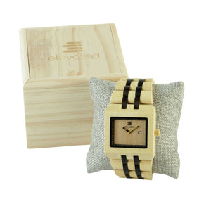 bamboo and sandalwood watch elevated shades