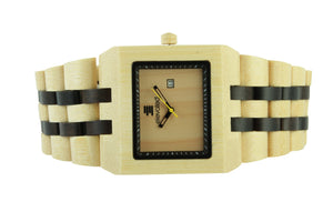 elevated shades all wood watch 401-to-99