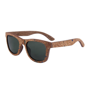 Elevated Shades - Corked - Polarized Black Lenses
