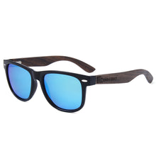 Elevated Shades - Dark Sky - Polarized Blue Lenses