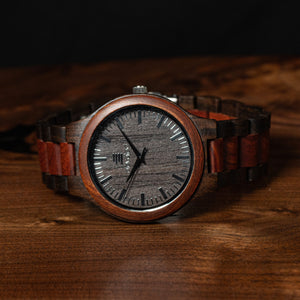 REDWOOD | Zebra & Black Sandalwood