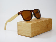 Elevated Shades - Vanquished - Bamboo / Polarized