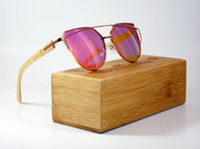 Elevated Shades Weekend Away - Women's Bamboo Sunglasses
