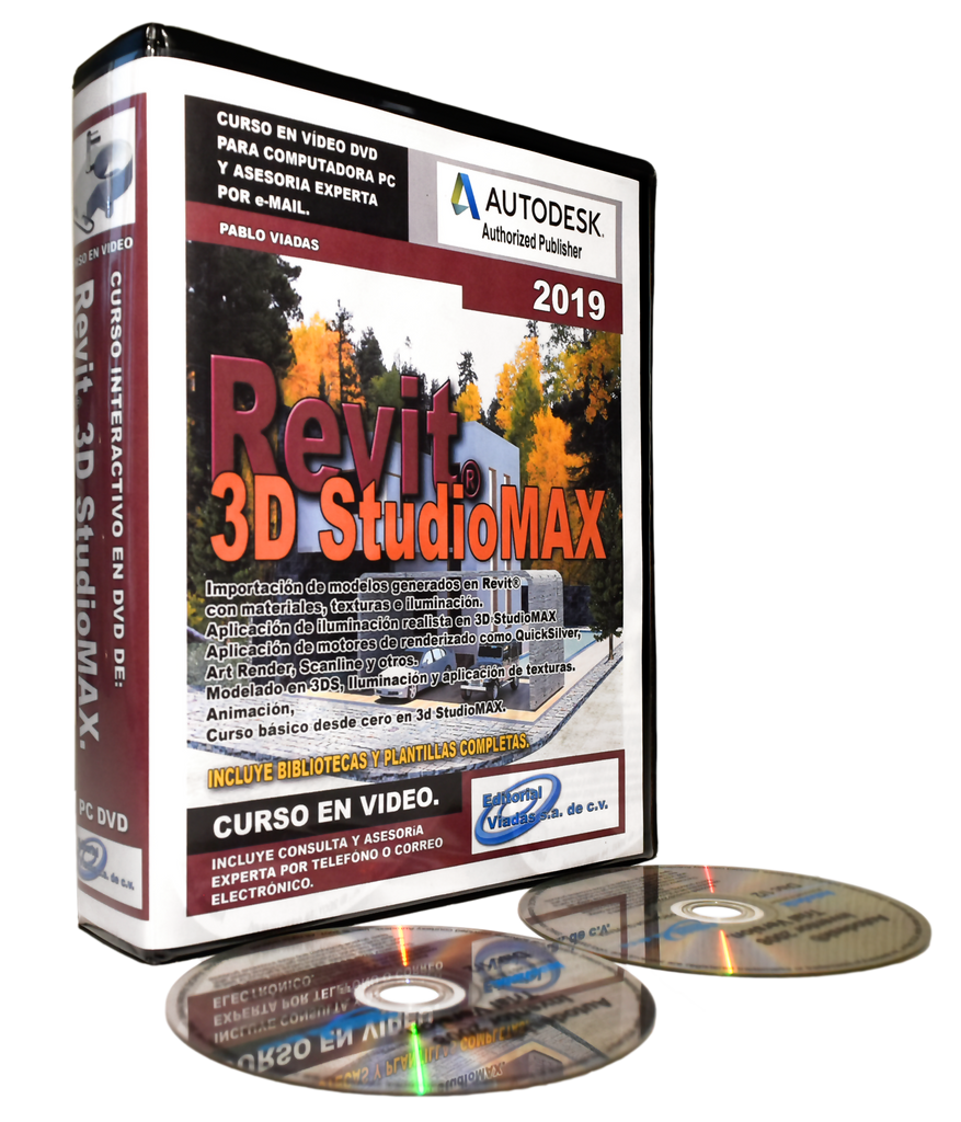 Autodesk Revit 3ds Max 2019