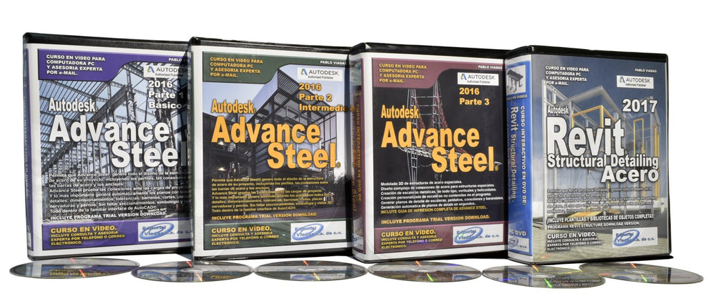 HOT SALE! La Biblia de Advance Steel