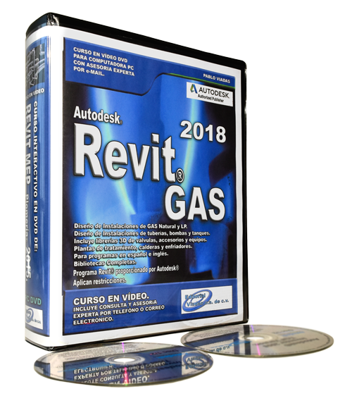 Revit 2018 MEP GAS