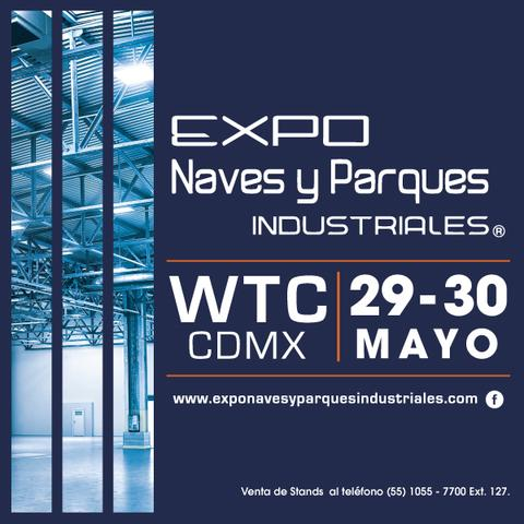 Visitenos en Expo Naves y Parques Industriales 2019
