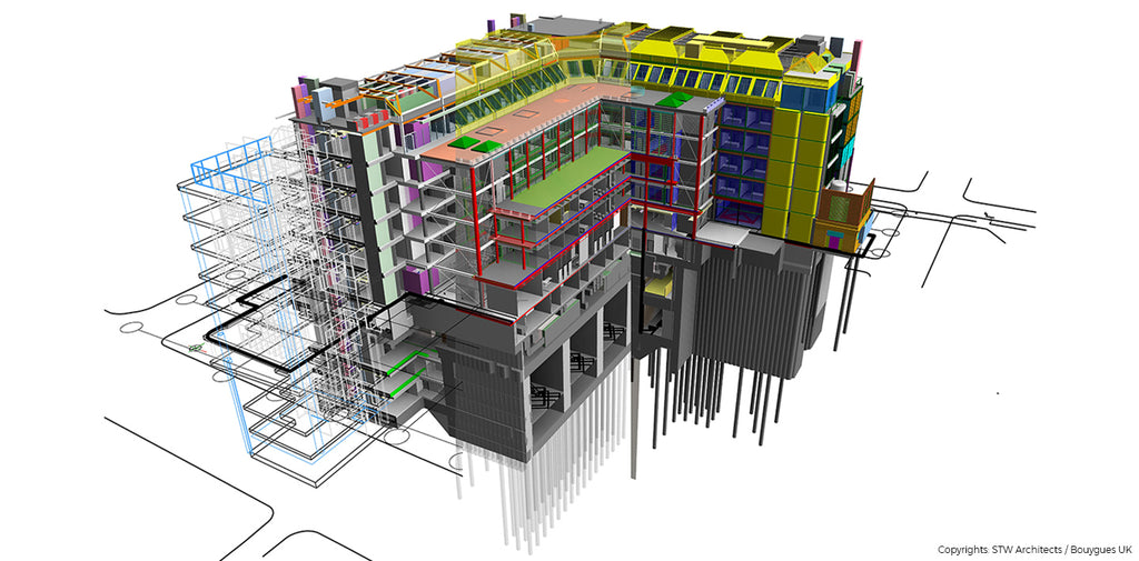 Smart BIM: transformación digital para la industria de la construcción
