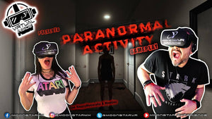 PARANORMAL ACTIVITY EL GAME PLAY DE MOONSTAR EXPERIENCE