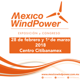 Visitenos en Mexico WindPower 2018