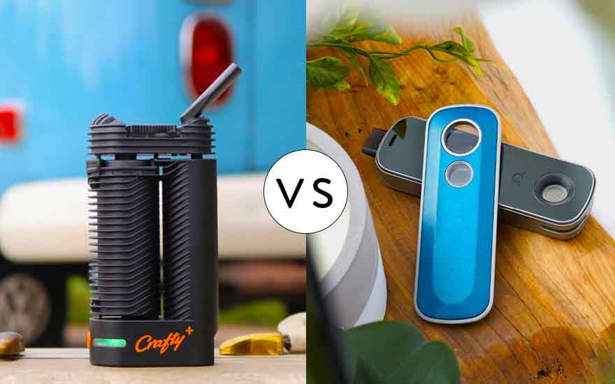Crafty Plus vs FireFly 2 Plus | Comparison