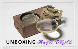 Unboxing Magic Flight Launch Box