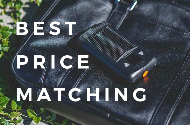 We are price matching online