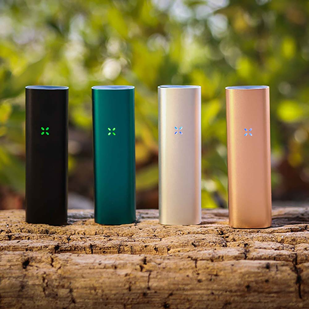 Pax 3 Vaporizer all four colours