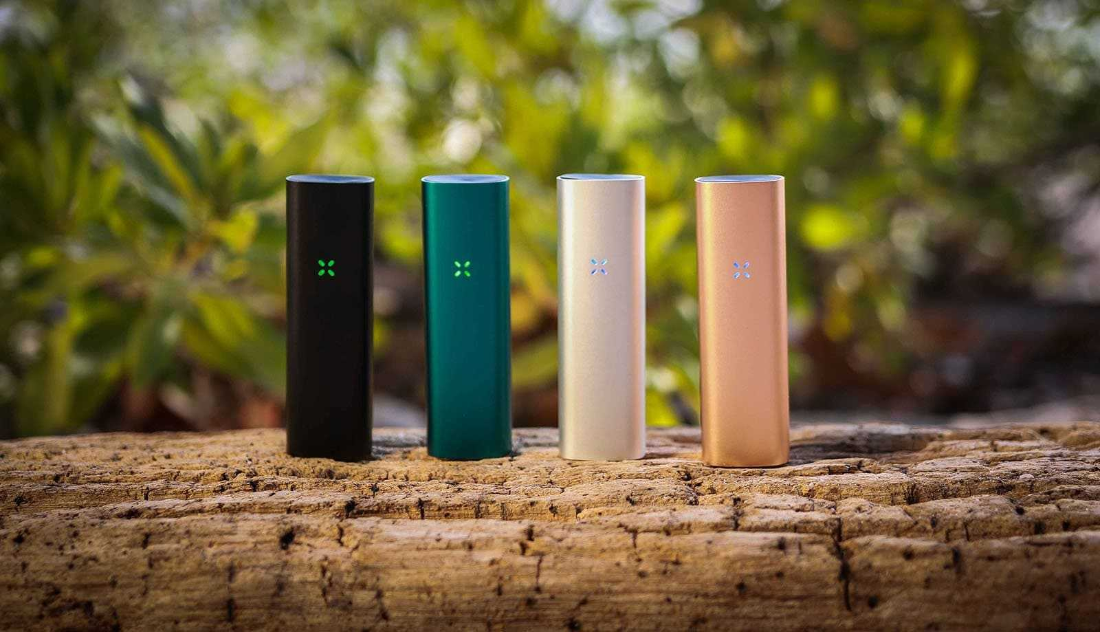 Pax Vaporizer different colours