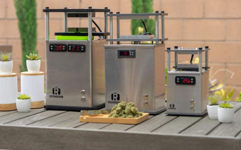 rosin presses - how they work?