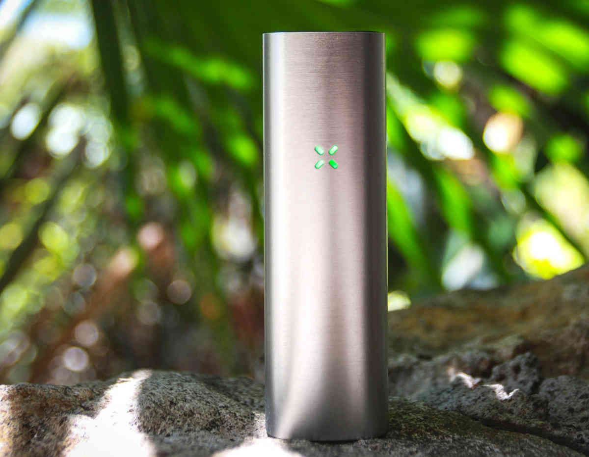 Turn the Pax 3 on