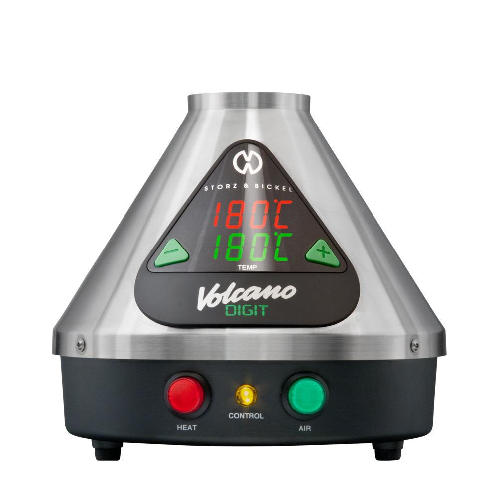 Volcano Digital LED display on