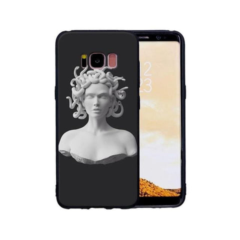 Medusa Phone Case For Samsung