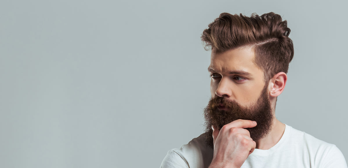Waxes, oils and balms – choosing the right beard product