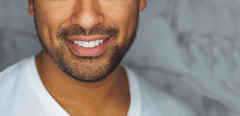 Four key steps to stylish facial stubble