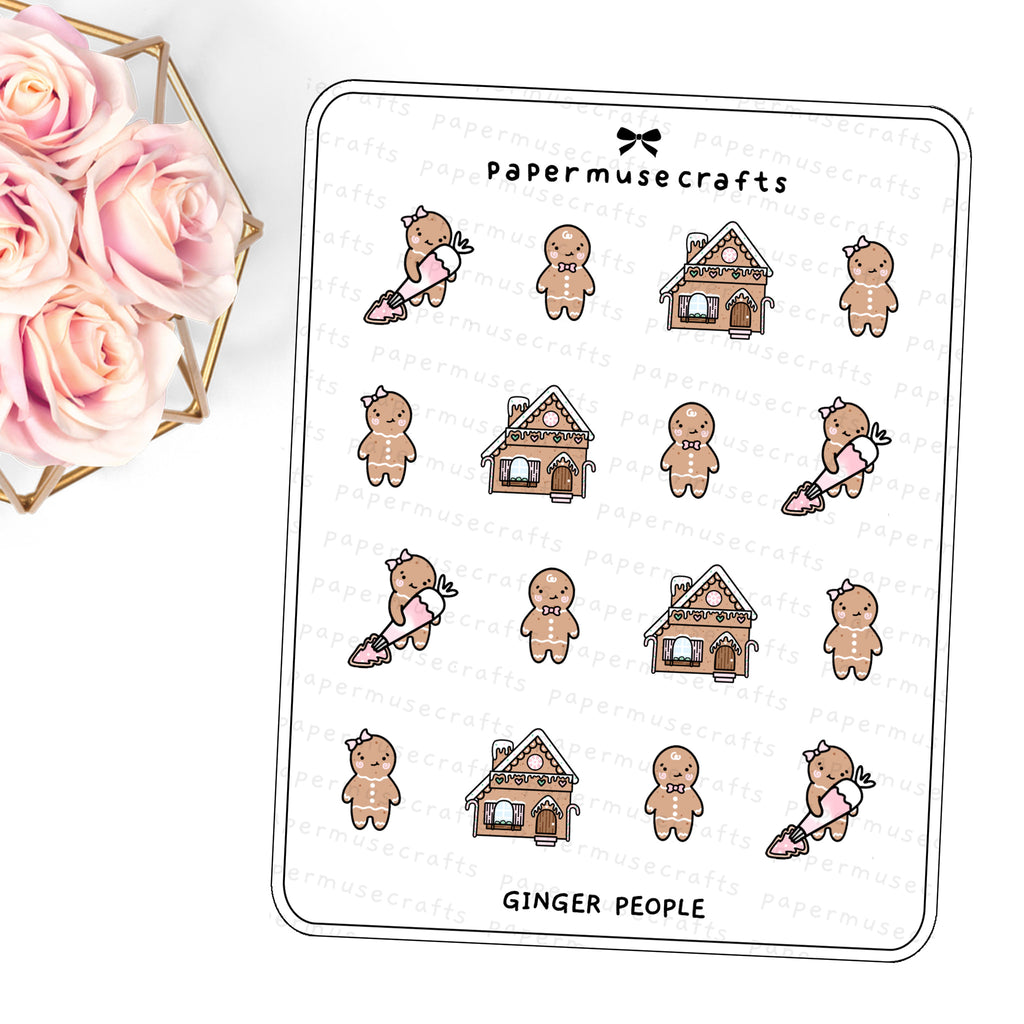 Doodle Stickers | Ginger People