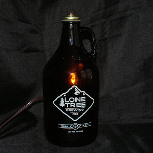 Hall of Fame Growler Nightlight Kit