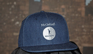 McClellan's Denim Baseball Cap