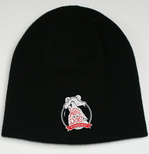 Hair of the Dog-Knit Beanie