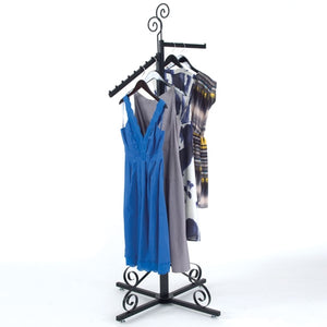 Two Way Clothing Rack