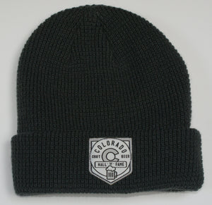 Colorado Craft Beer HOF Beanie