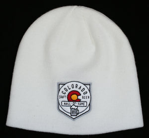 Colorado Craft Beer HOF Knit Cap