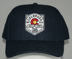 Colorado Craft Beer HOF Ball Cap