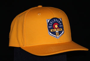 Colorado Craft Beer HOF Hat